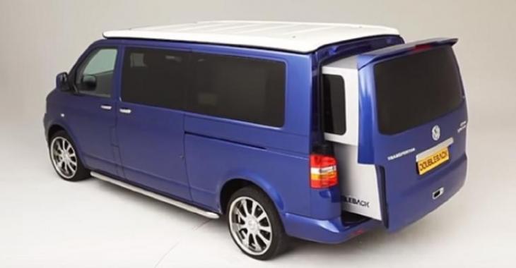 Ce camion se transforme en Camping-Car en un instant, incroyable comment c'est pratique!