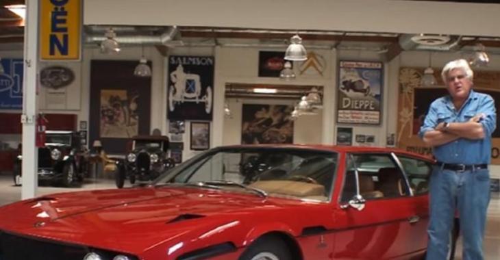 Après l'avoir acheté il y a 30 ans, Jay Leno restaure cette Lambo Espada 1969!