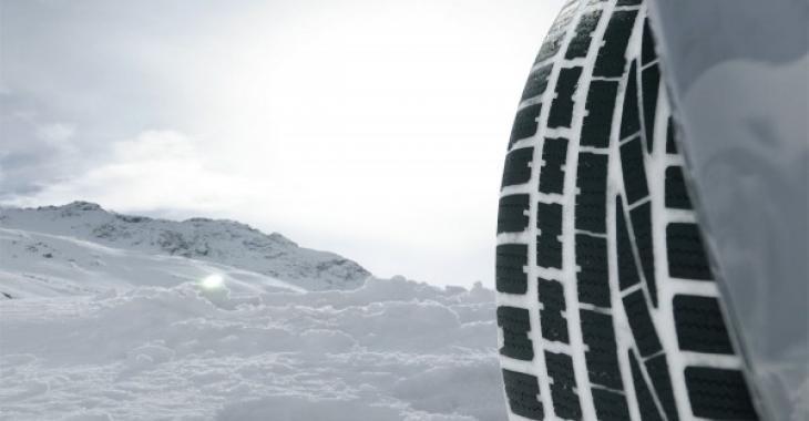 Aurevoir pneus d'été!