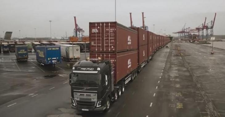 Ils effectuent un test EXTRÊME avec le camion, c'est incroyable comment il est fort!