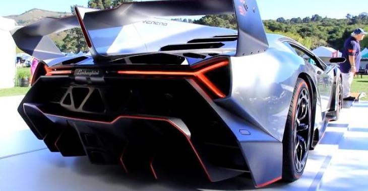 Cette voiture est tout simplement sublime! Vous en serez ébahis!