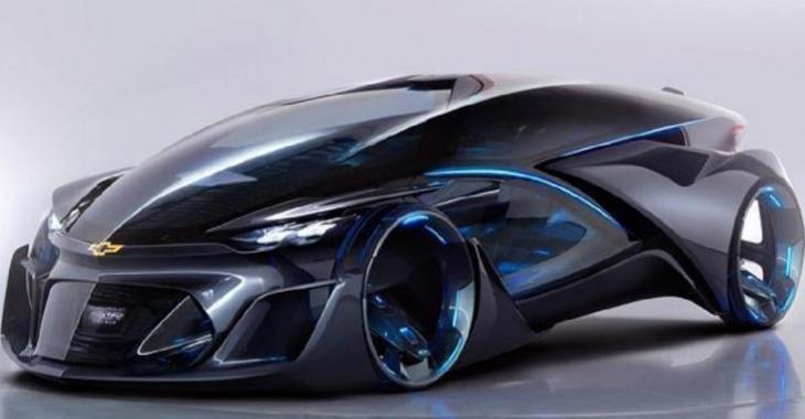 De quoi auront l'air les voitures en 2026, ce n'est que dans 10 ans!