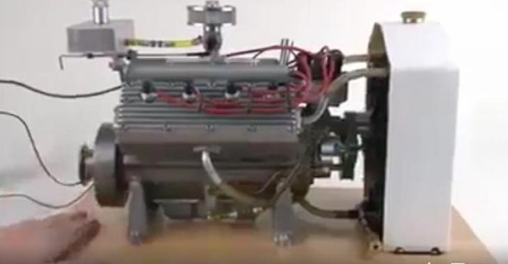 Cette compilation de mini moteurs fonctionnels est fascinante!