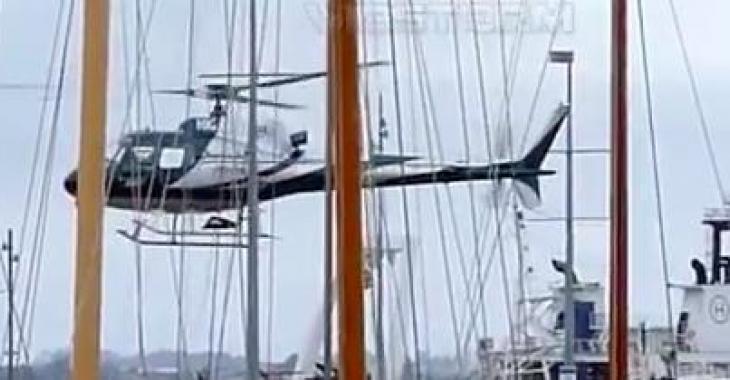 Cette compilation de Fail d'hélicoptères donne froid dans le dos!