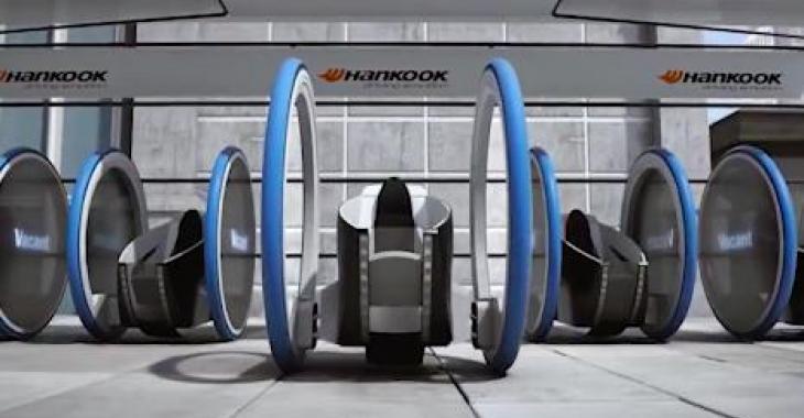 Voici ce que pourrait être le futur en matière de transports; verrons-nous cette ère un jour? C'est fascinant!