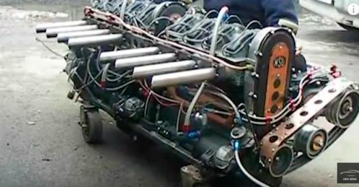 Ces moteurs gigantesques sont fantastiques, vous adorerez!