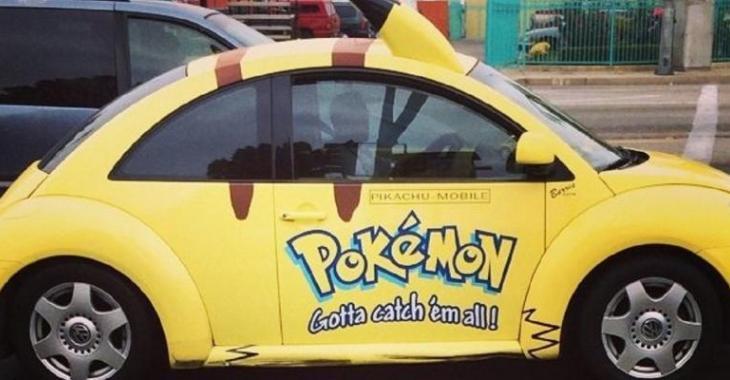 Un conducteur Uber de Montréal aide les joueurs de Pokemon Go, il est vraiment motivé!
