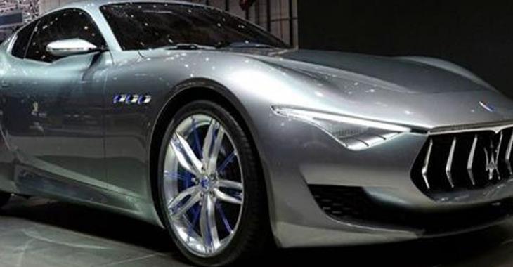 Maserati dévoile une première voiture électrique