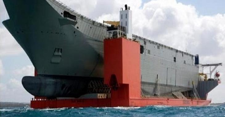 Le plus gros bateau au monde, il est totalement IMMENSE!