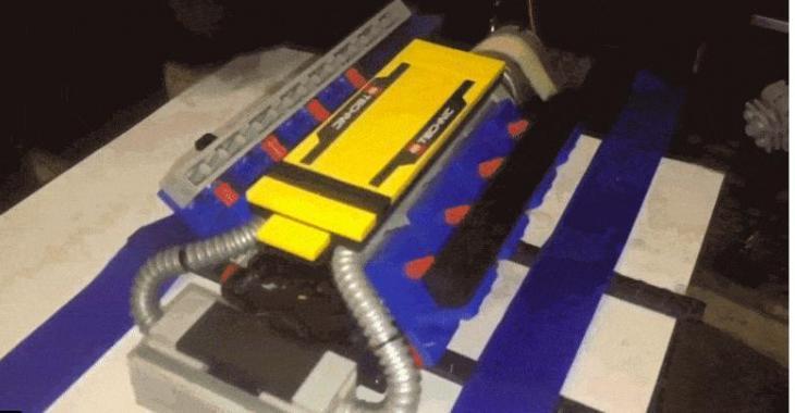Ces moteurs entièrement fabriqués de LEGO vous fascineront!