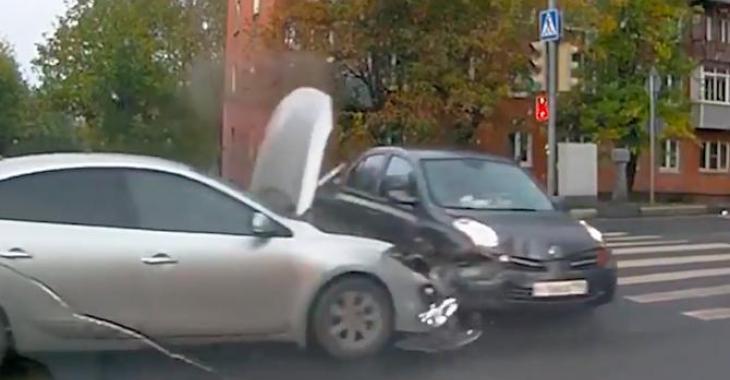 Ces accidents spectaculaires ont été causés par des gens distraits