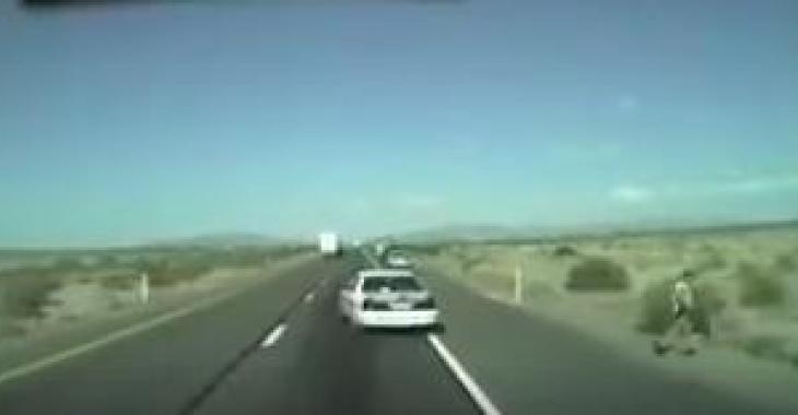 6 ans de prison parce qu'il ne regardait pas la route en conduisant: ce qu'il a fait est tout simplement atroce :(