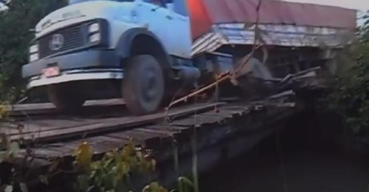 La pire journée au travail possible, pauvres camionneurs!