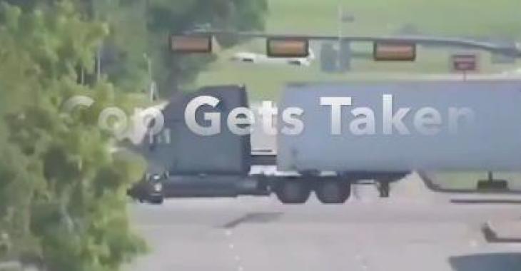 Ces DashCam de Camion vous en mettront plein la vue! Ils ont affaire à des gens stupides parfois AYe!