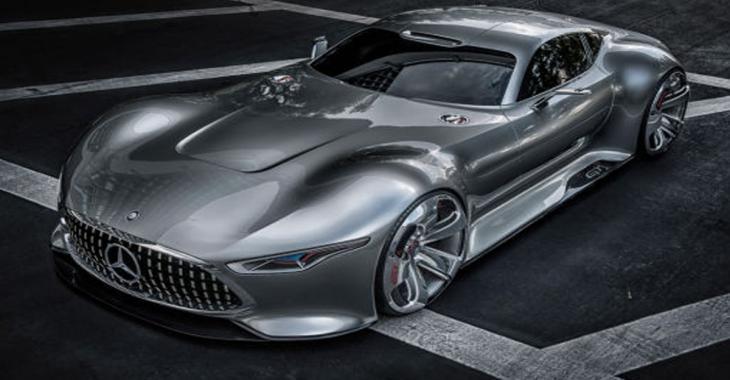Confirmé: la future supercar Mercedes AMG aura un moteur de Formule1