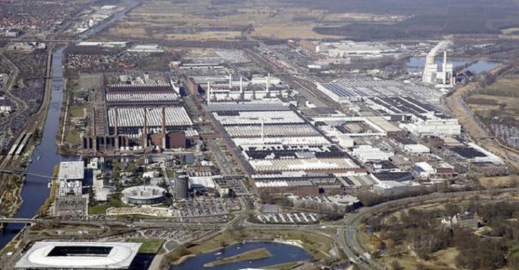 Une bombe retrouvée dans l'usine-mère de Volkswagen!