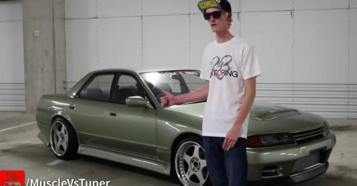 Ce jeune vous présente sa voiture, et c'est franchement hilarant!
