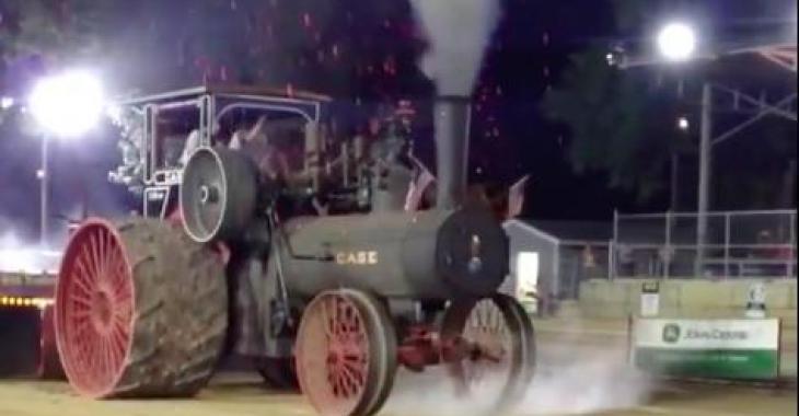 Observez-le attentivement, car ce tracteur n'a rien d'ordinaire! Il est tout simplement fantastique!