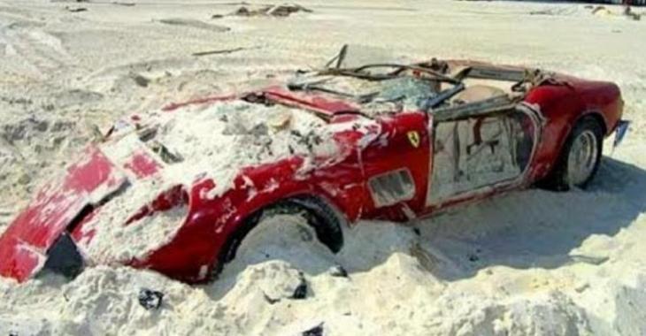 Catastrophe pour ces propriétaires de Ferrari, ça fait mal aux yeux!