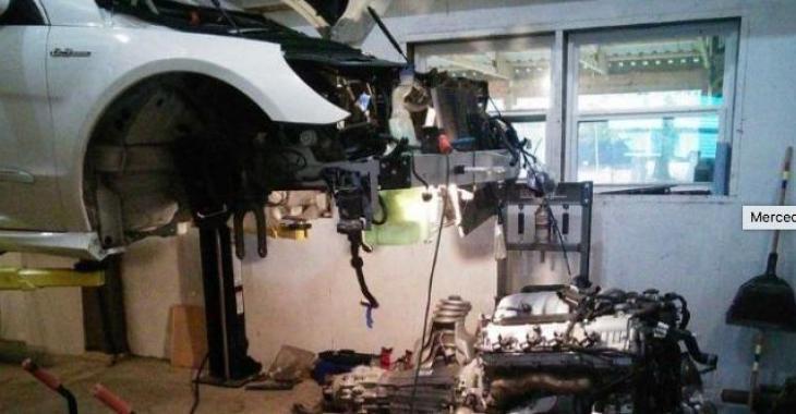Qu'est-ce qu'un client fait quand on lui fournit un estimé de 57 000$ pour réparer son moteur?