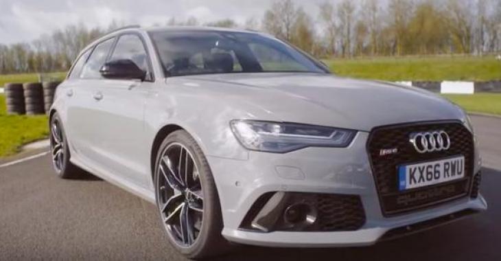 Audi RS6: un véritable monstre sur roues... mais savez vous à quel point? Vous serez vraiment surpris!