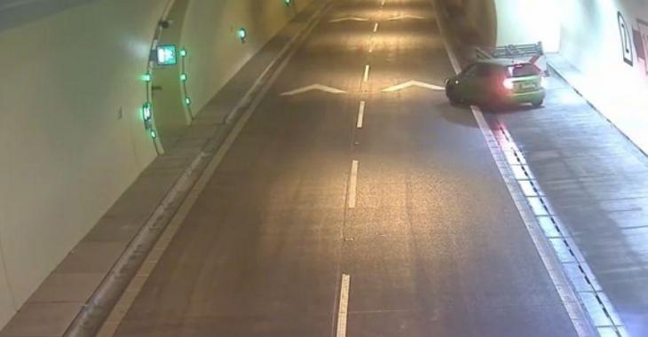 Une vidéo montrant un chauffeur du dimanche donne vraiment la chair de poule.