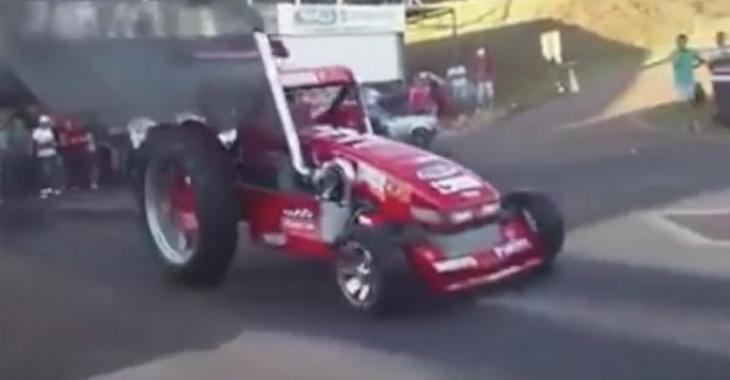 Ces tracteurs sont de vrais MONSTRES, ils sont plus rapides que des voitures!