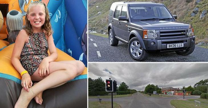 La roue d'un Land Rover se décroche et tue une fillette de 11 ans