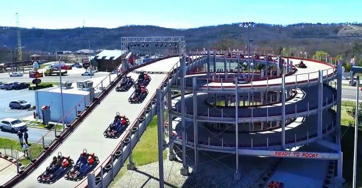 Un véritable circuit Mario Kart ouvrira au printemps au Canada