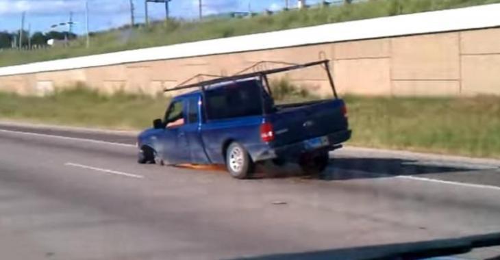VIDÉO: Un pneu? C'est important ça?