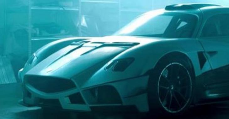 Une nouvelle SuperVoiture de 1000HP, de la compétition pour Ferrari!