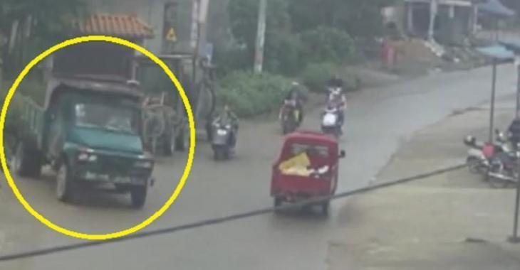Accident mortel: Le camionneur est-il à blâmer?