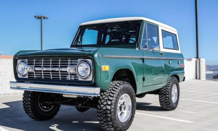 Êtes-vous prêts pour le grand retour du Ford Bronco?